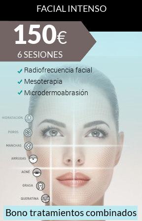 Bono tratamientos faciales coruña